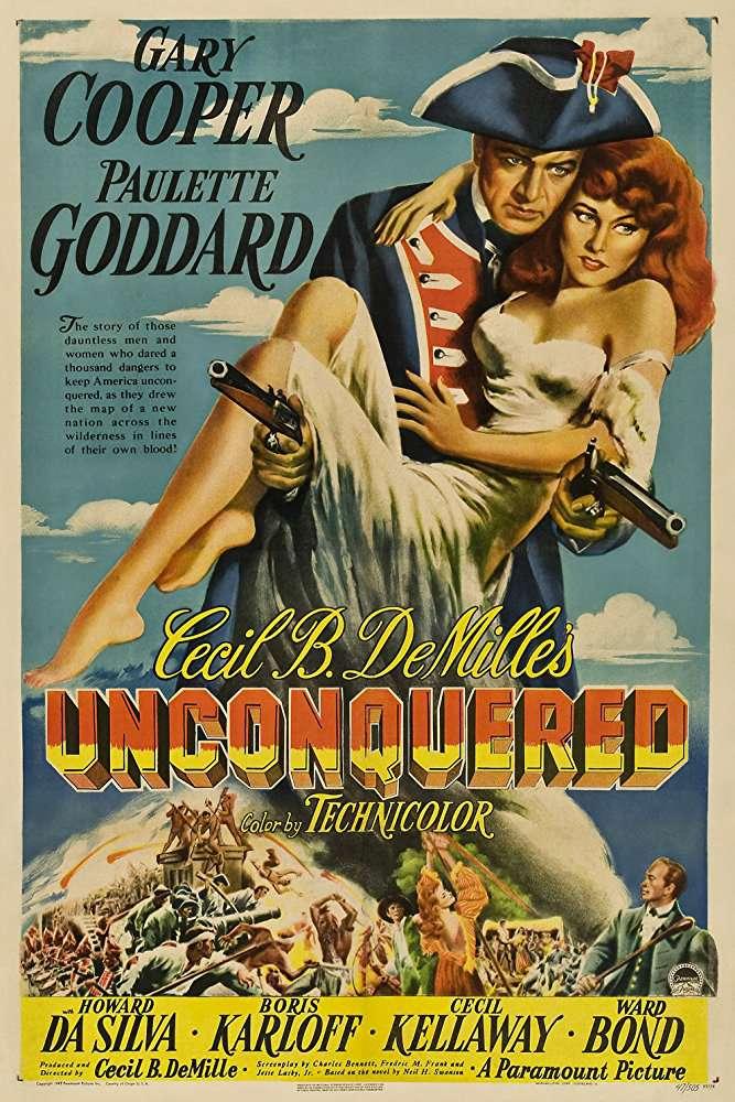 Unconquered 1947 1080p BluRay H264 AAC-RARBG