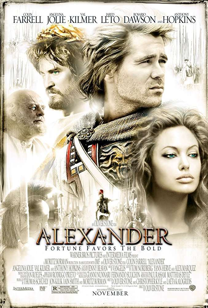 Alexander 2004 Ultimate Cut BRRip XviD MP3-XVID