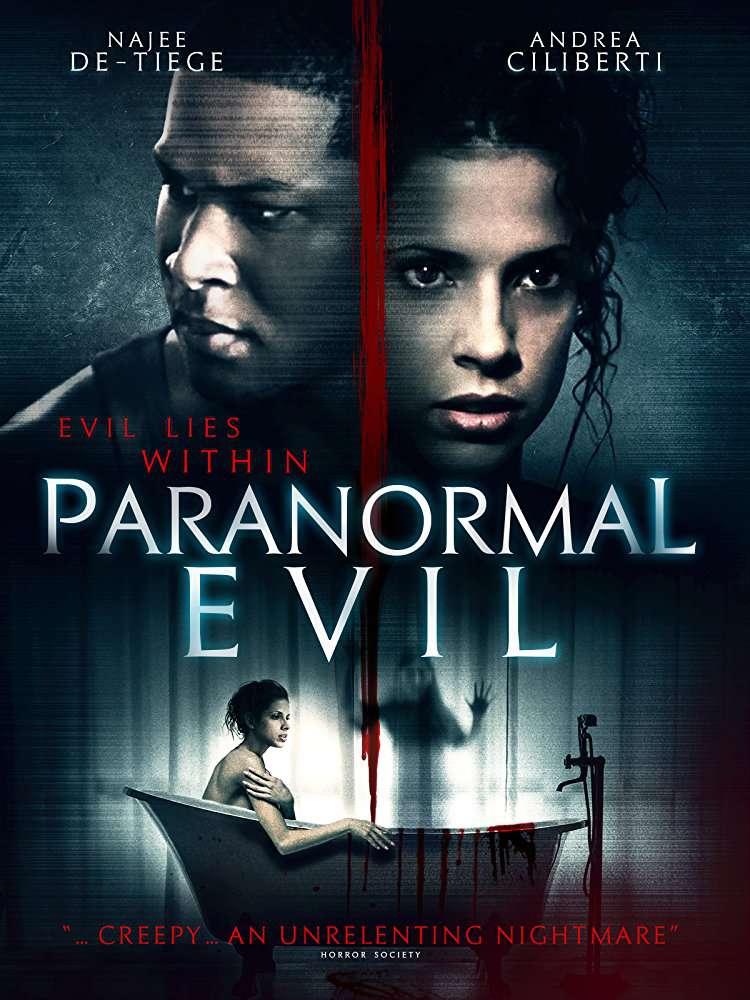 Paranormal Evil 2018 HDRip XviD AC3-EVO