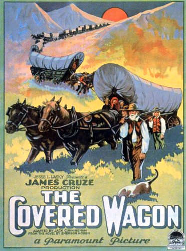 The Covered Wagon 1923 480p x264-mSD