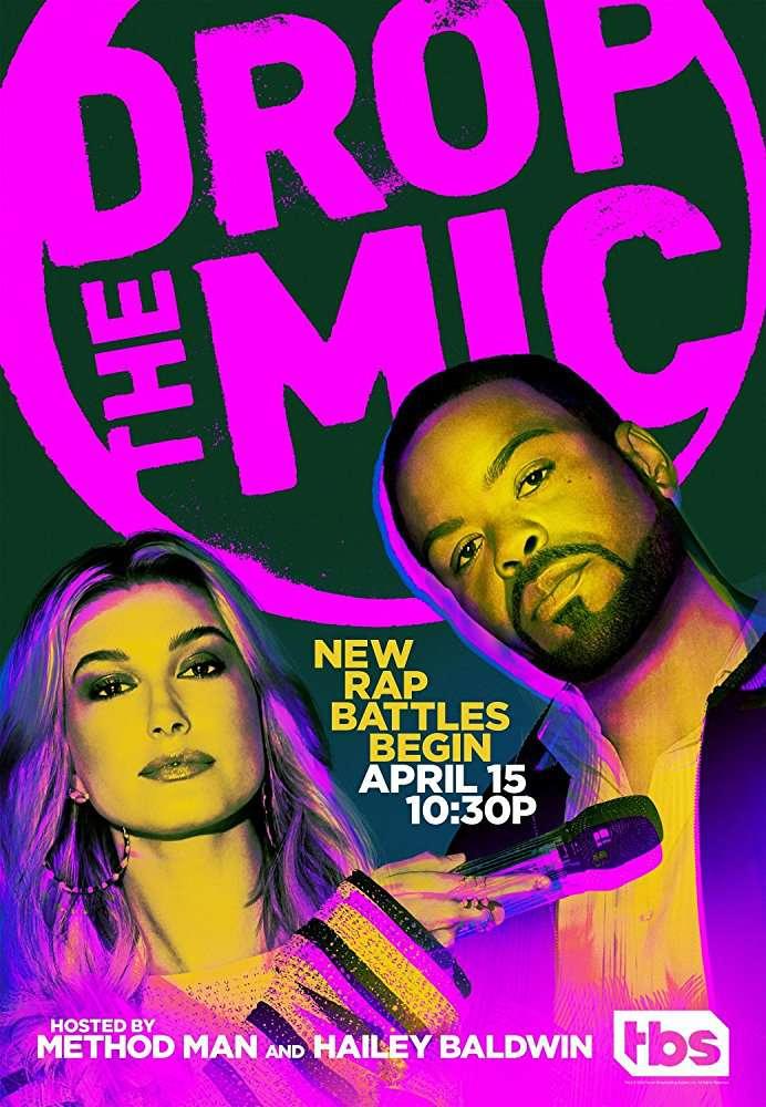 Drop the Mic S02E05 Taye Diggs vs Karrueche Tran and Jodie Sweetin vs Mark McGrath 720p HDTV x264-CRiMSON