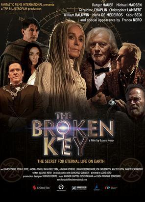 The Broken Key 2017 720p BRRip XviD AC3-XVID