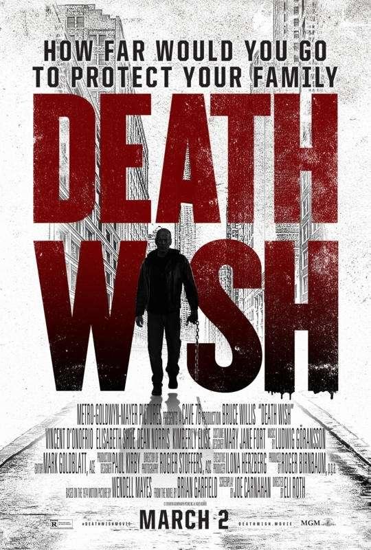 Death Wish 2018 HDRip AC3 X264-CMRG[TGx]