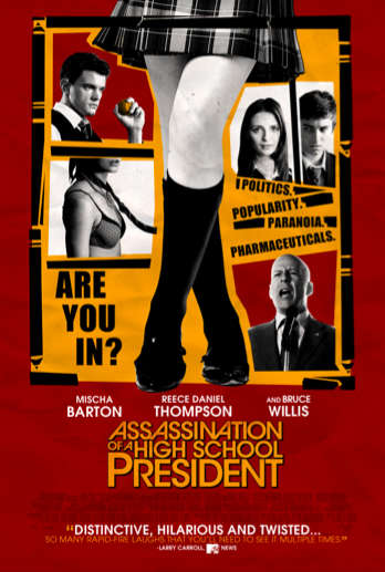 Assassination of a High School President 2008 720p BluRay H264 AAC-RARBG