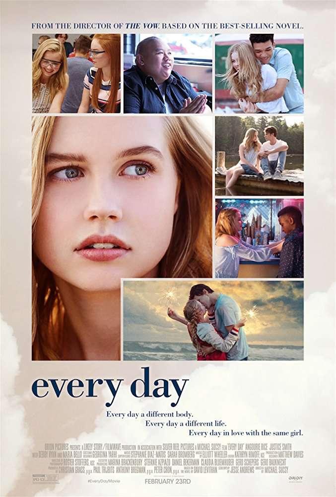 Every Day 2018 720p WEB-DL H264 AC3-EVO