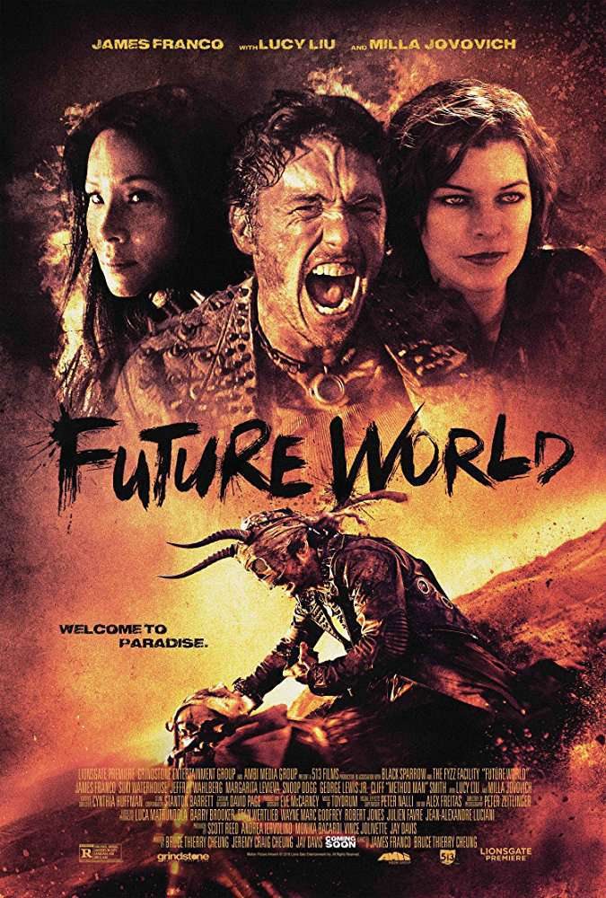 Future World 2018 HDRip AC3 X264-CMRG