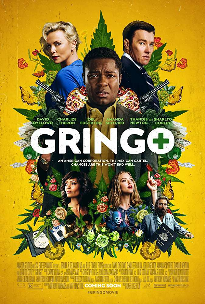 Gringo 2018 720p BluRay x264-DRONES