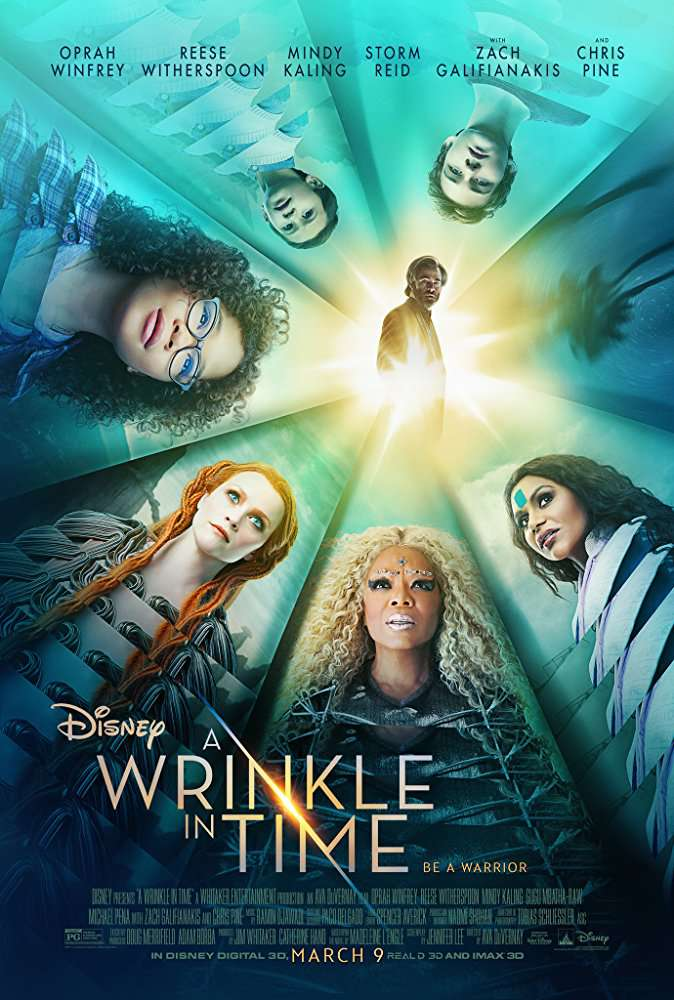 A Wrinkle in Time 2018 720p BRRip MkvCage