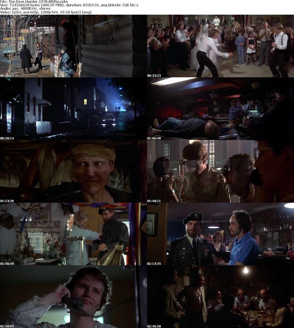 The Deer Hunter (1978) [BluRay] [720p] YIFY