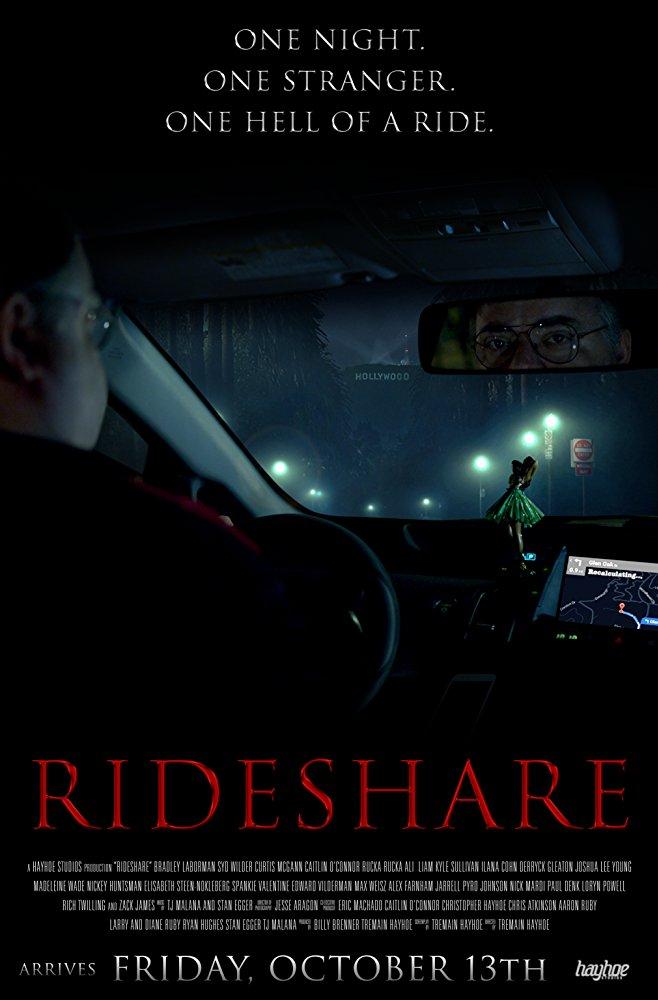 Rideshare (2018) [WEBRip] [720p] YIFY