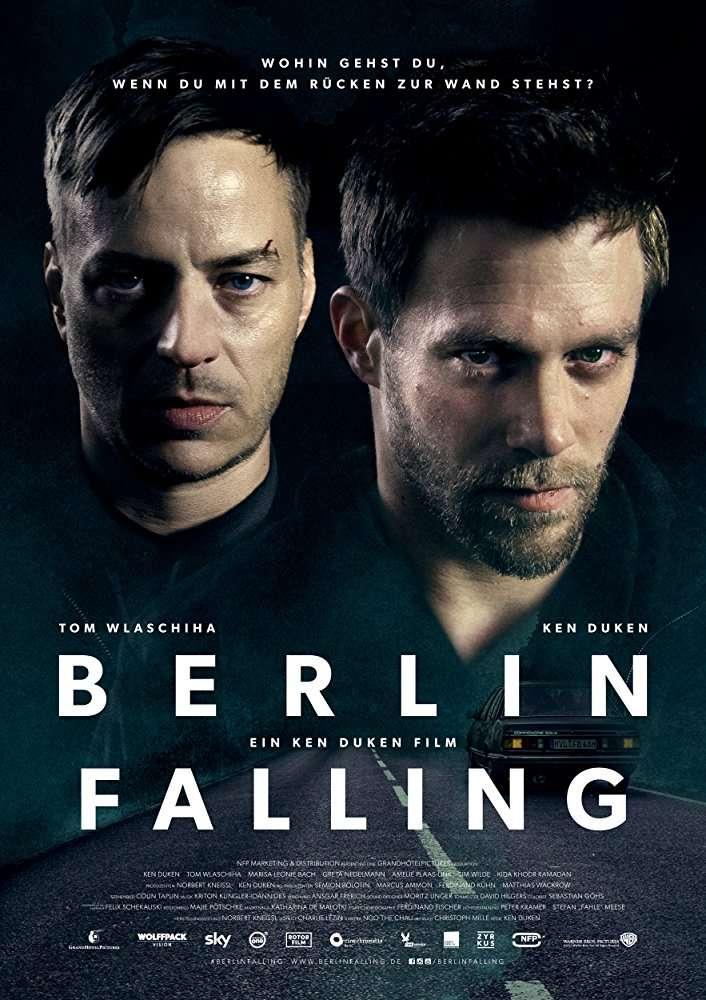 Berlin Falling (2017) [BluRay] [720p] YIFY