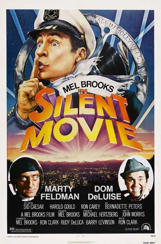 Silent Movie 1976 BRRip XviD MP3-XVID