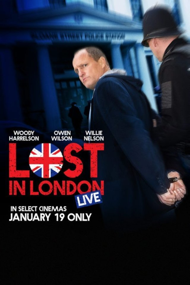 Lost In London 2018 Movies HDRip x264 AAC with Sample