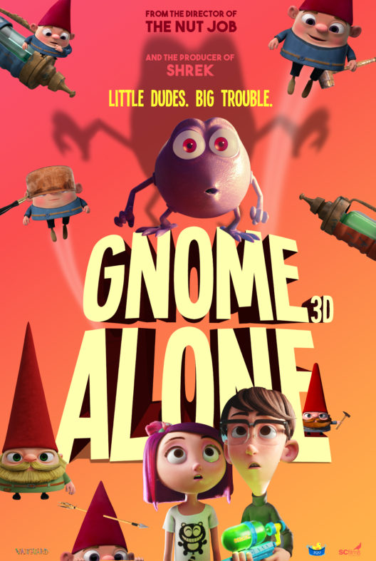 Gnome Alone (2017) HDRip AC3 X264-CMRG