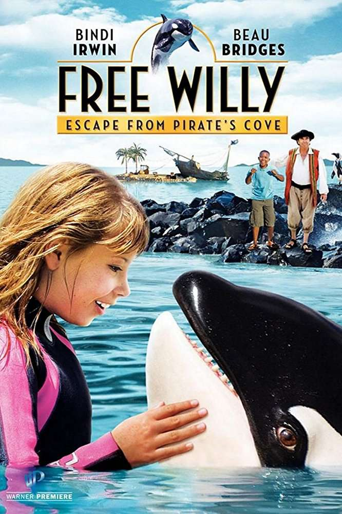 Free Willy Escape from Pirates Cove 2010 1080p BluRay H264 AAC-RARBG
