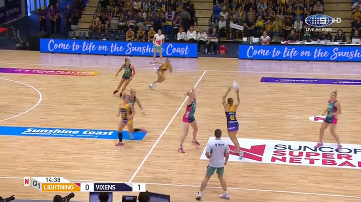Suncorp Super Netball 2018 Round 6 Lightning vs Vixens HDTV x264-WiNNiNG