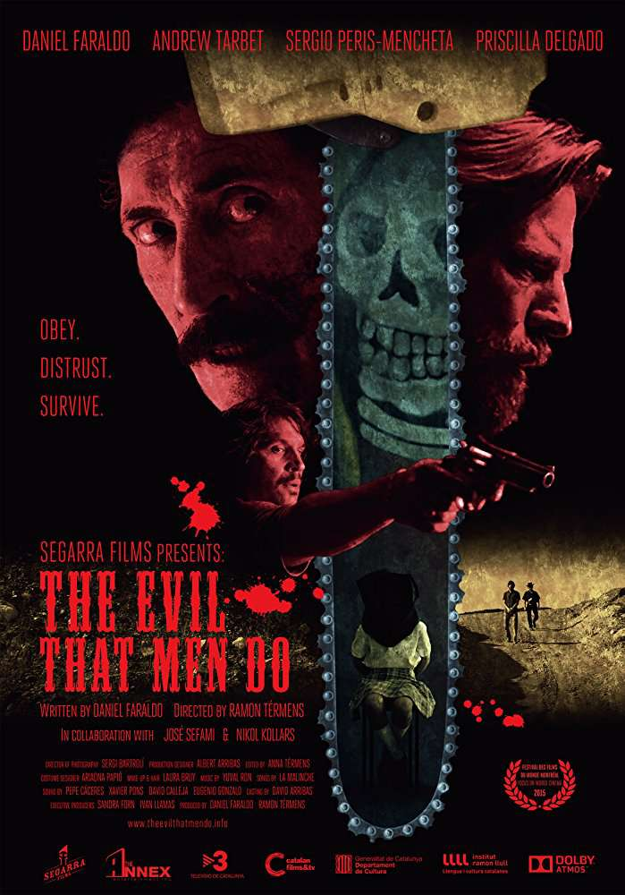 The Evil That Men Do 2015 BRRip XviD MP3-XVID