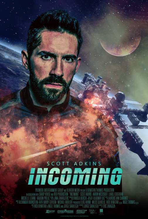 Incoming (2018) BRRip XviD AC3-EVO