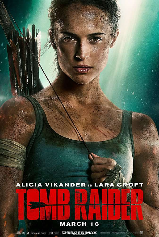 Tomb Raider 2018 HDRip XviD AC3-EVO