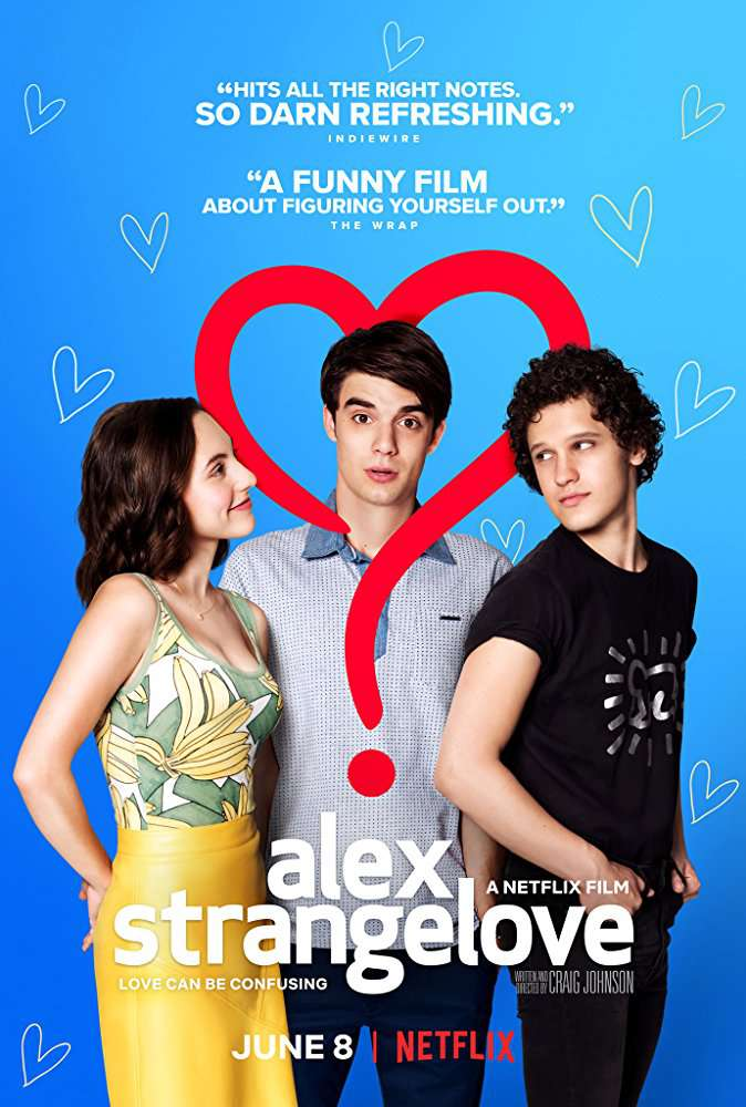 Alex Strangelove (2018) HDRip XviD AC3-EVO