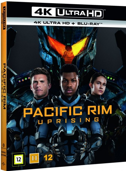Pacific Rim Uprising (2018) 1080p BluRay x264 AC3-RiPRG