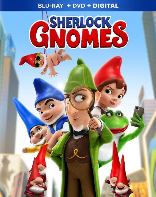 Sherlock Gnomes (2018) BRRip AC3 X264-CMRG