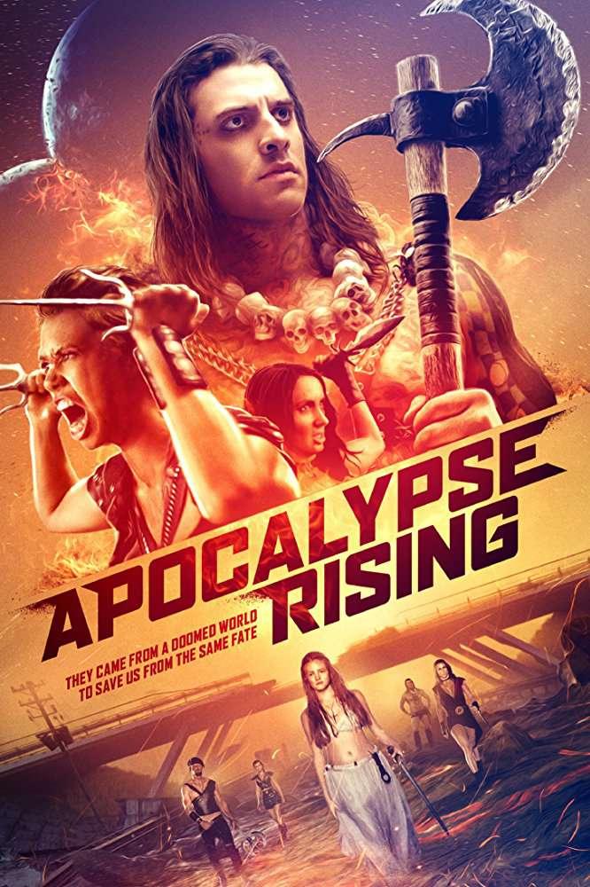 Apocalypse Rising 2018 720p BRRip 600 MB - iExTV