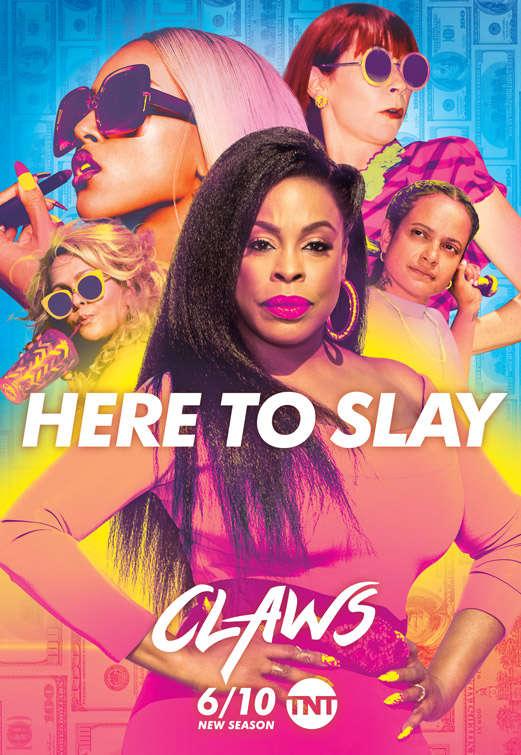 Claws S02E01 720p WEBRip x264-TBS