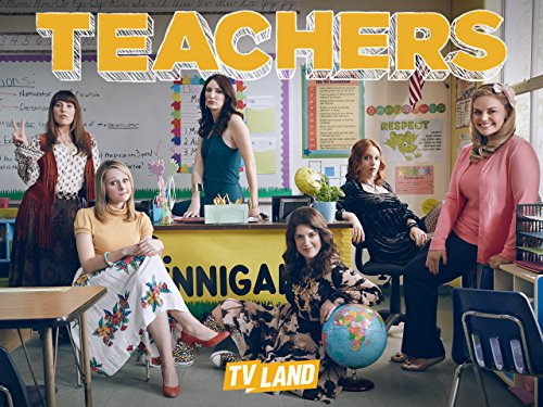 Teachers (2016) S03E02 WEB x264-TBS