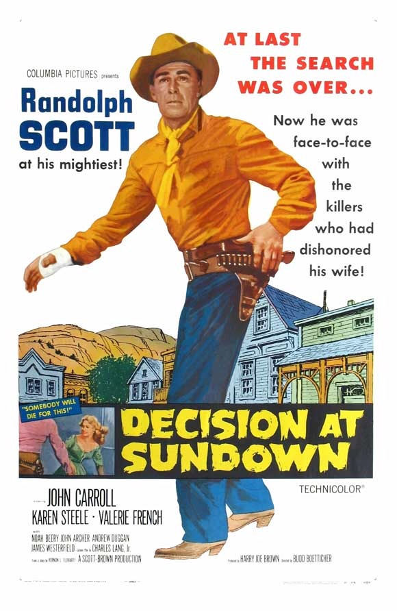 Decision at Sundown 1957 1080p BluRay x264-GHOULS