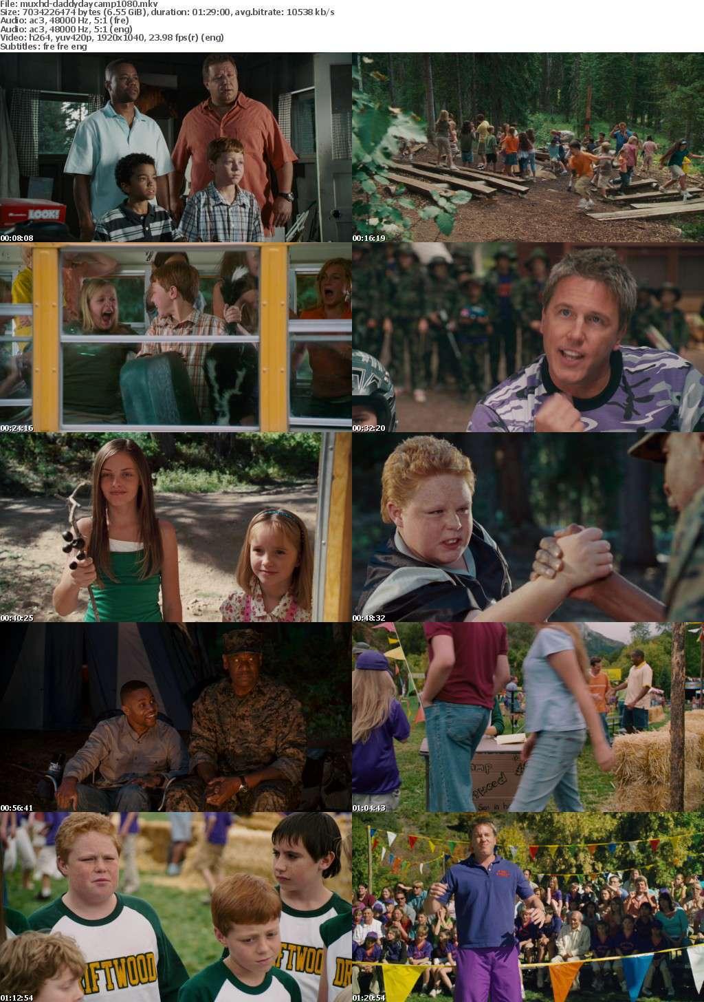 Daddy Day Camp 2007 MULTi 1080p BluRay x264-MUxHD