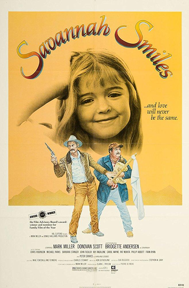 Savannah Smiles 1982 720p BluRay x264-PSYCHD