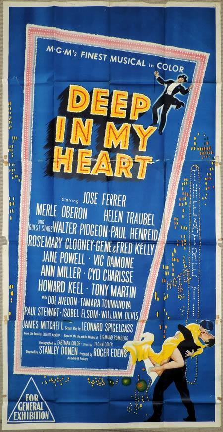 Deep in My Heart 1954 720p BluRay x264-SADPANDA