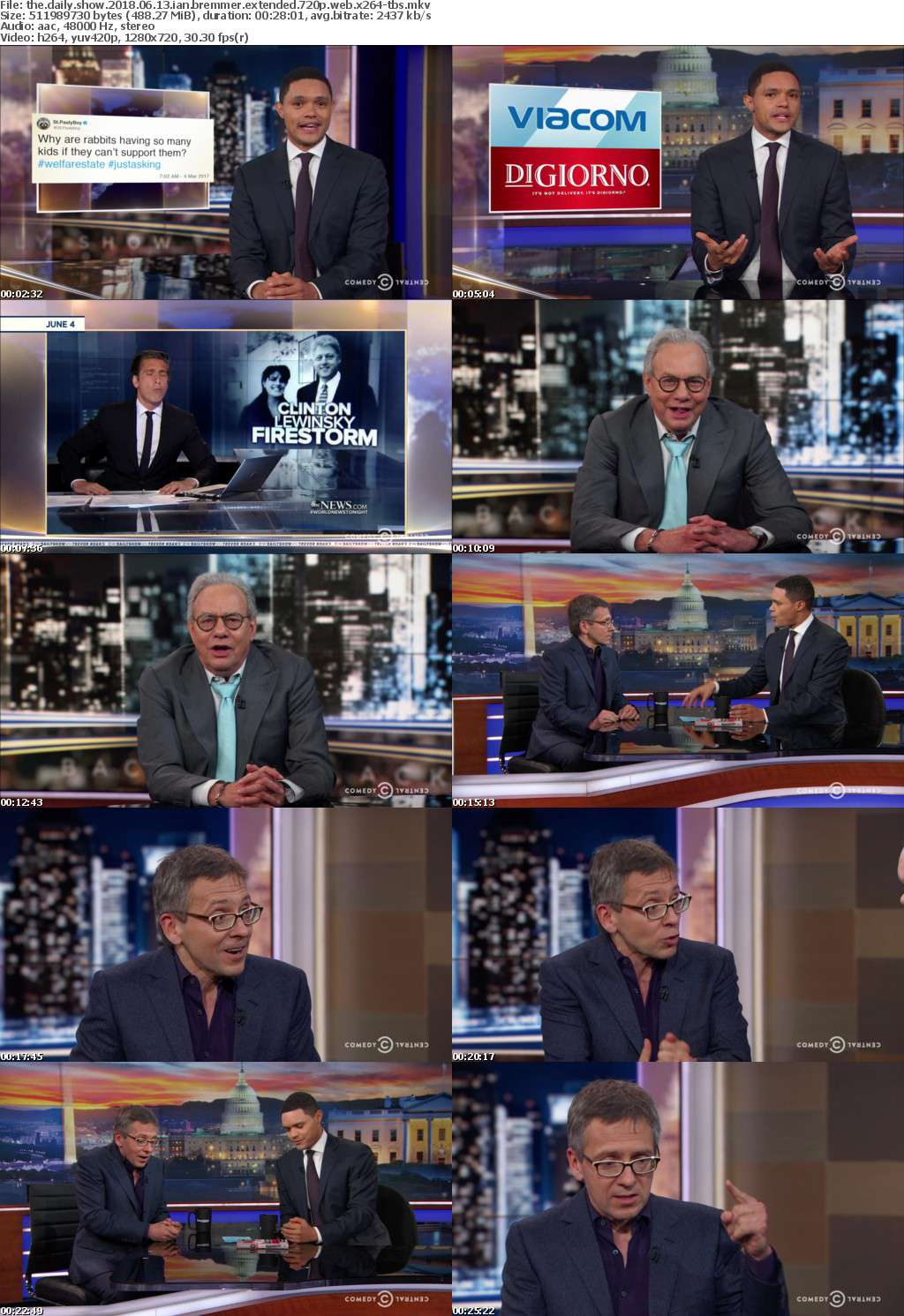 The Daily Show 2018 06 13 Ian Bremmer EXTENDED 720p WEB x264-TBS