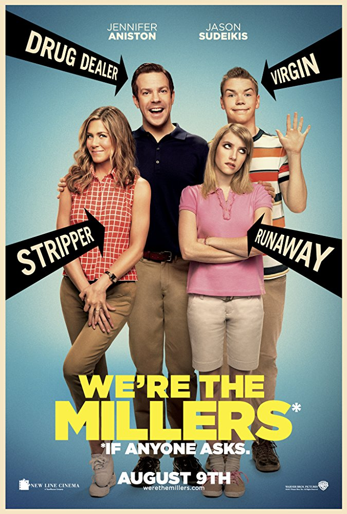 We're the Millers 2013 EXT CUT BDRip 10Bit 1080p DD5 1 H265-d3g