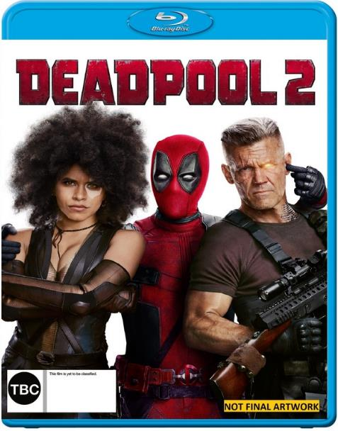 Deadpool 2 (2018) 720p HDTC V2 x264 AAC MW