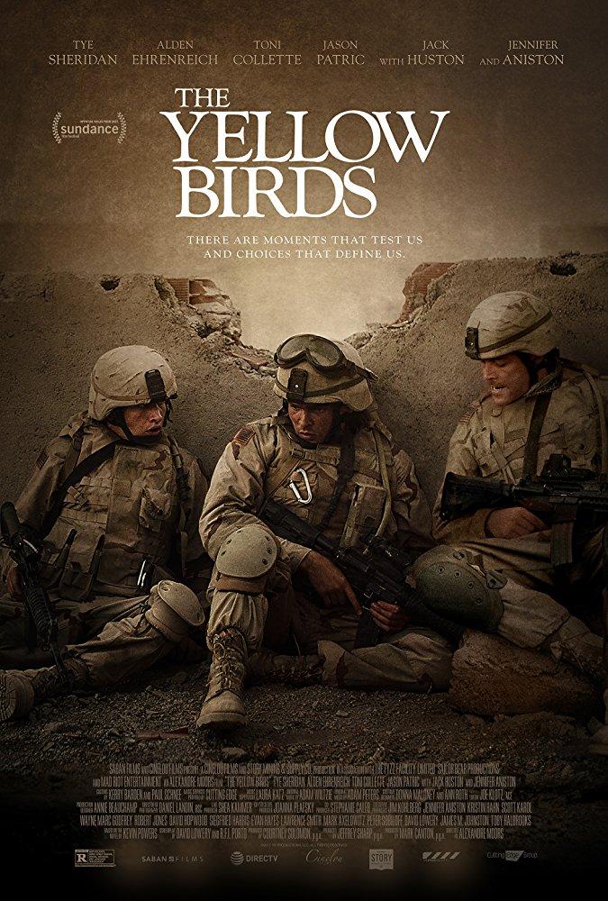 The Yellow Birds 2017 HDRip XviD AC3-EVO