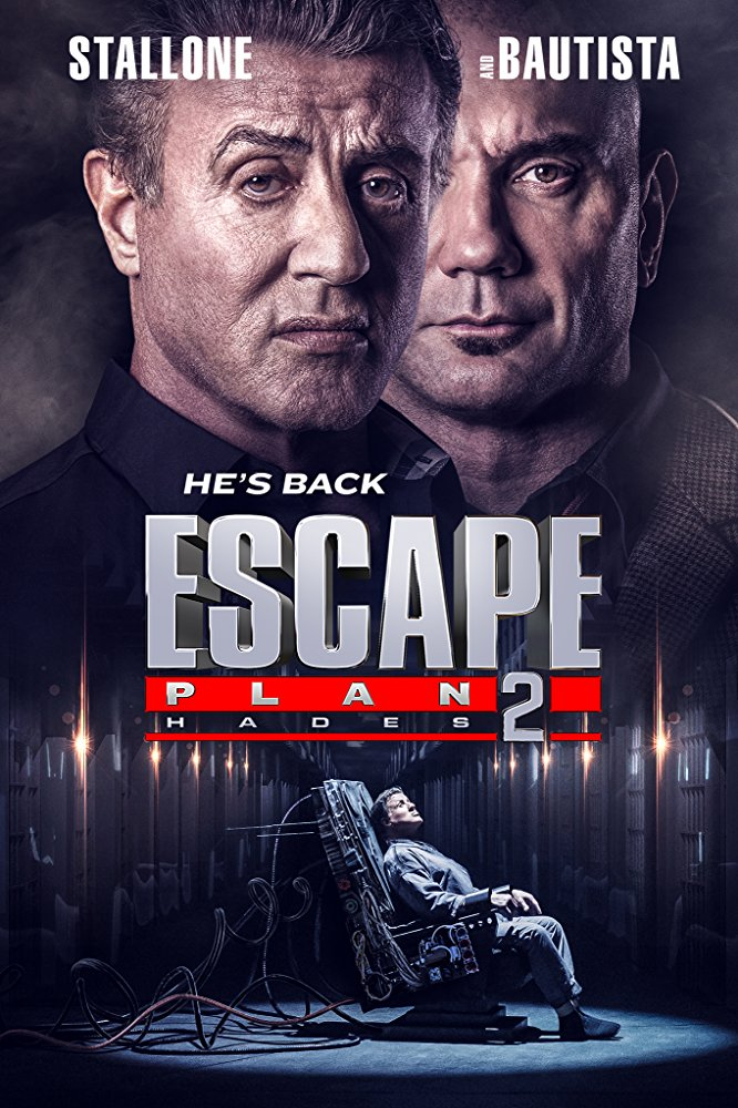 Escape Plan 2 Hades 2018 1080p BRRip 1 3 GB - iExTV