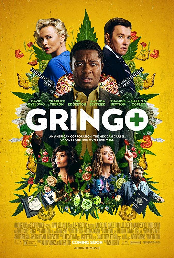 Gringo 2018 BRRip XviD AC3-EVO