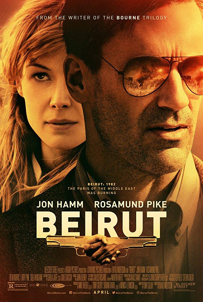 Beirut 2018 1080p NF WEBRip DD 5 1 x264 ESubs MW