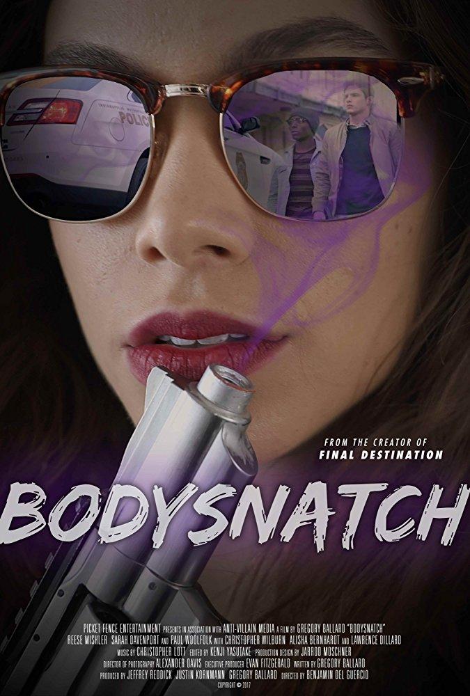 Bodysnatch 2018 BRRip XViD-ETRG