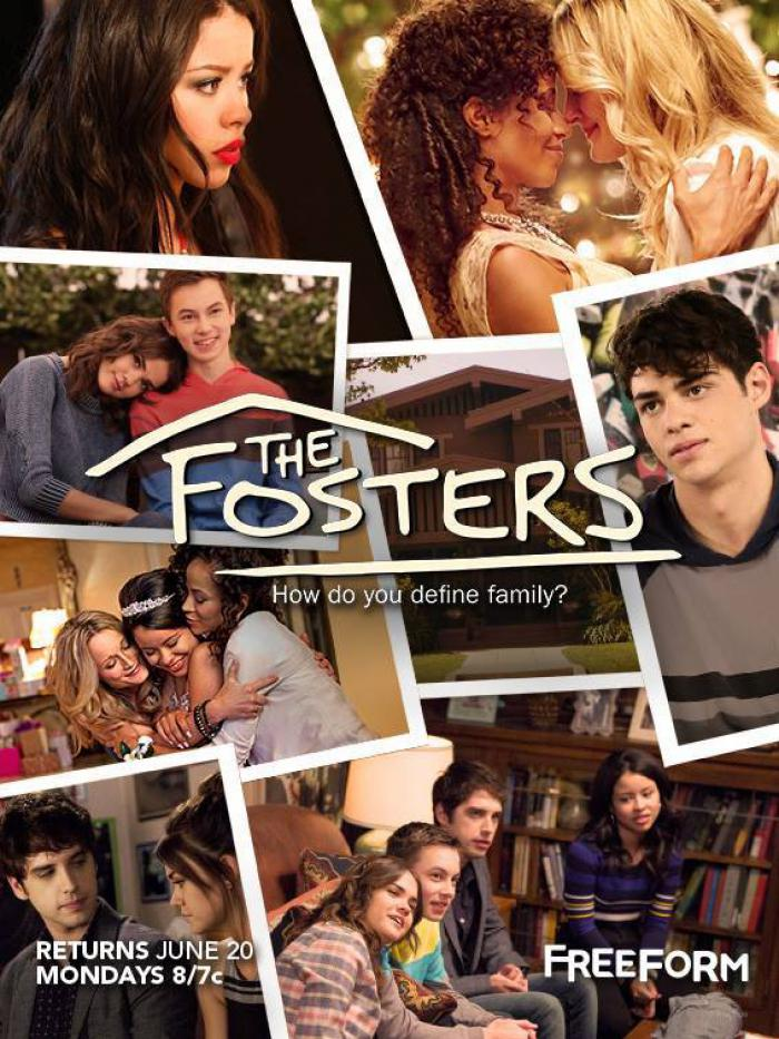 The Fosters S05E20 Meet the Fosters 720p HDTV x264-DHD