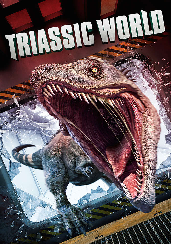 Triassic World (2017) 1080p WEB-DL DD 5.1 x264 MW