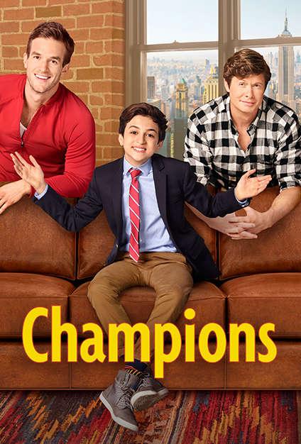 Champions S01E09 HDTV x264-KILLERS