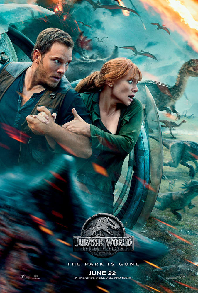 Jurassic World Fallen Kingdom 2018 HDTS XViD AC3-ETRG