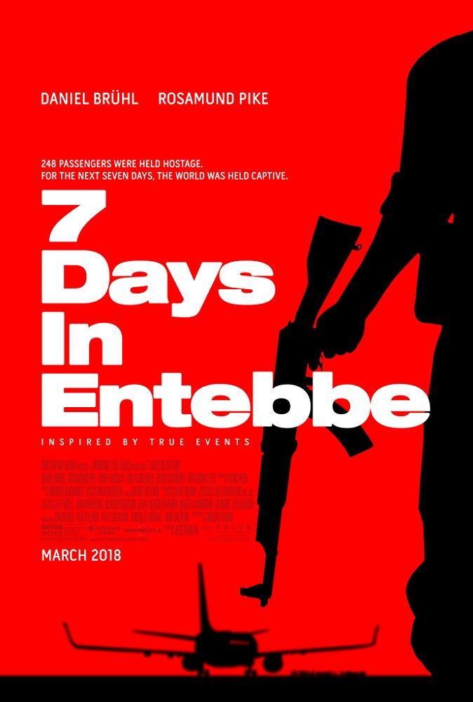 7 Days in Entebbe 2018 BRRip AC3 X264-CMRG