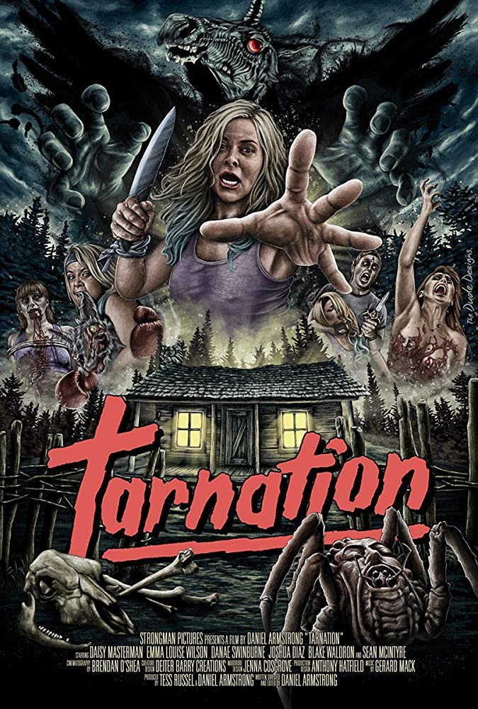 Tarnation 2017 BRRip XviD AC3-EVO