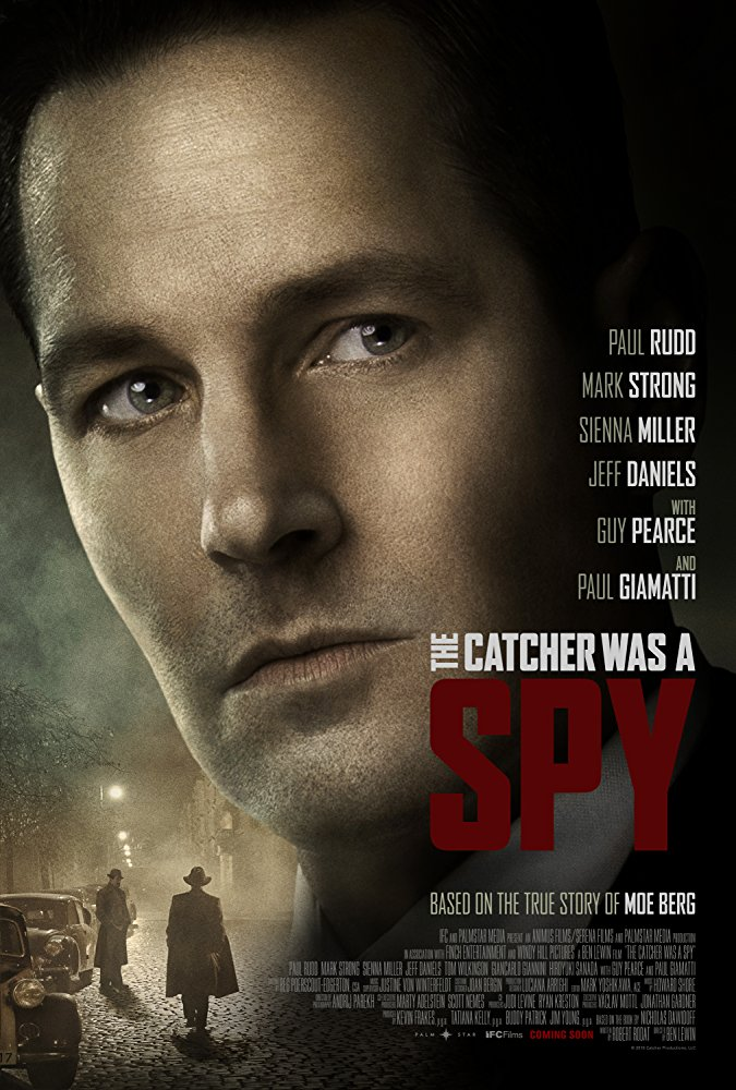 The Catcher Was a Spy (2018) HDRip AC3 X264-CMRG