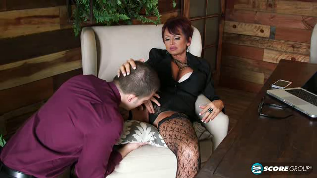 PornMegaLoad 18 06 28 Gina Milano Gina Gives New Meaning To Fuck The Boss XXX