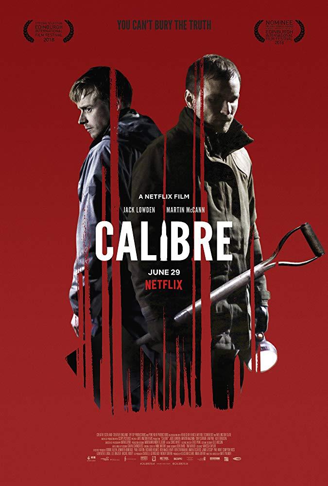 Calibre (2018) 720p WEB-HD 750 MB - iExTV